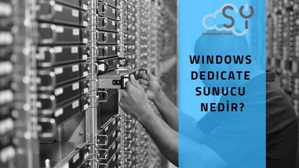 windows_dedicate_server