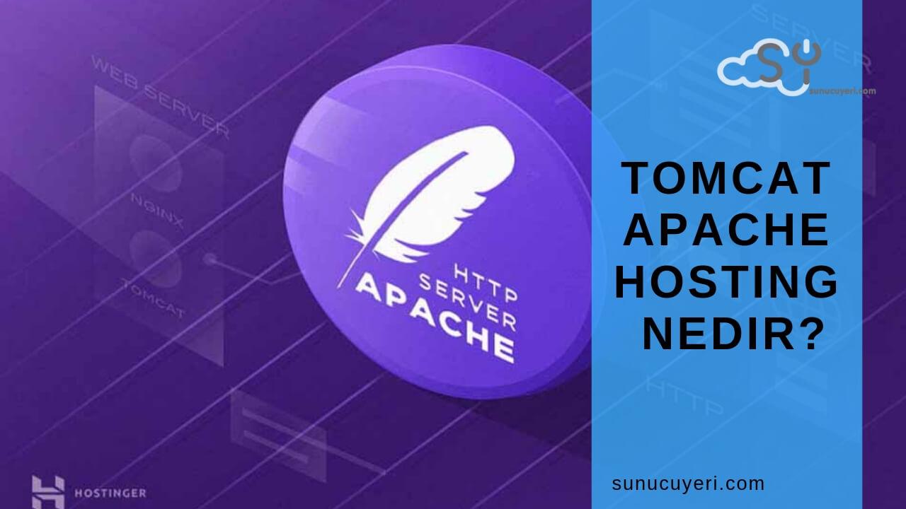 Tomcat Apache Hosting Nedir 1